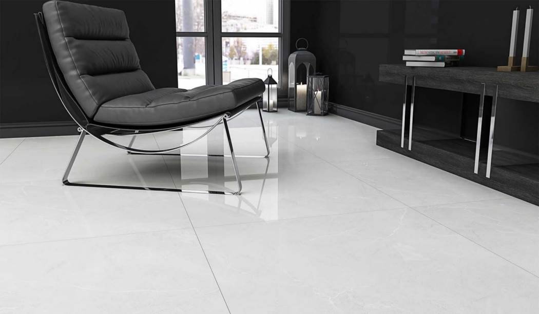 boom ceramic , Porcelain Ceramic Aragon Design , Bony Stone texture , Full Polish Flat in size 80*80
