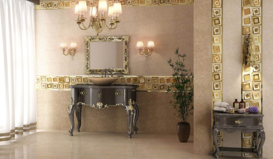 wall tile and floor tile , boom ceramic ، Wall Tile Design Catalina Cream Size 90*30 glaze Matt with Base Cement