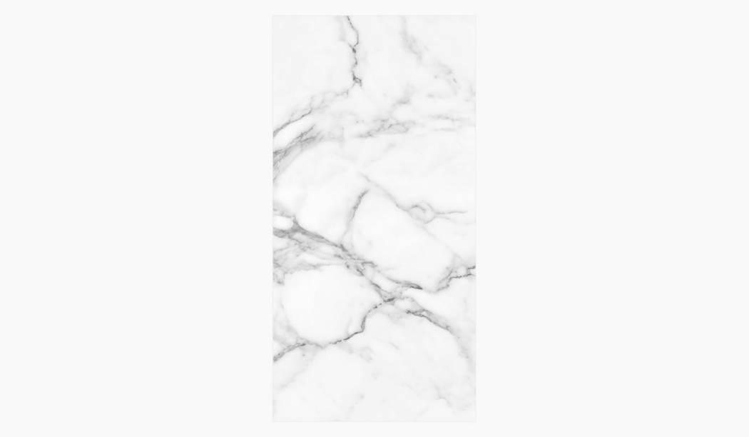 wall tile and floor tile , boom ceramic ، Porcelain Ceramics Quantom Book Match (Face1) White Size 120 * 60 glaze Full Polish Flat with Base Stone