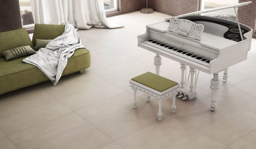 wall tile and floor tile , boom ceramic ، Porcelain Ceramics Design Rada Beige Size 80*80 glaze Matt Flat with Base Cement