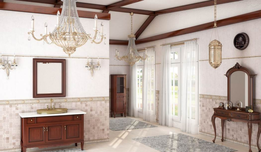 wall tile and floor tile , boom ceramic ، Wall Tile Design Rolex Cream Size 90*30 glaze Semi Matt with Base Fantasy