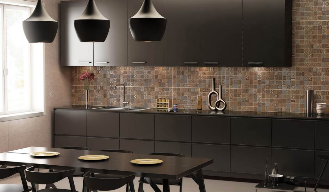 wall tile and floor tile , boom ceramic ، Wall Tile Design Rolex Brown Size 90*30 glaze Semi Matt Punch with Base Fantasy