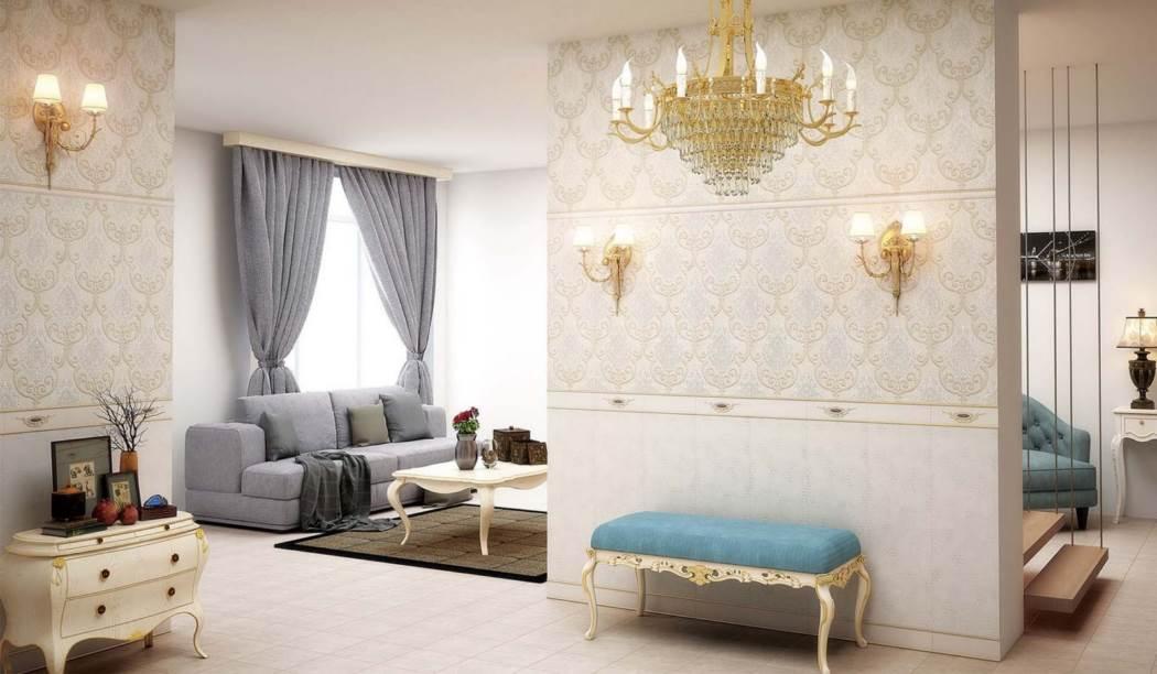 wall tile and floor tile , boom ceramic ، Wall Tile Design Senator Cream Size 90*30 glaze Matt Punch with Base Wall Paper