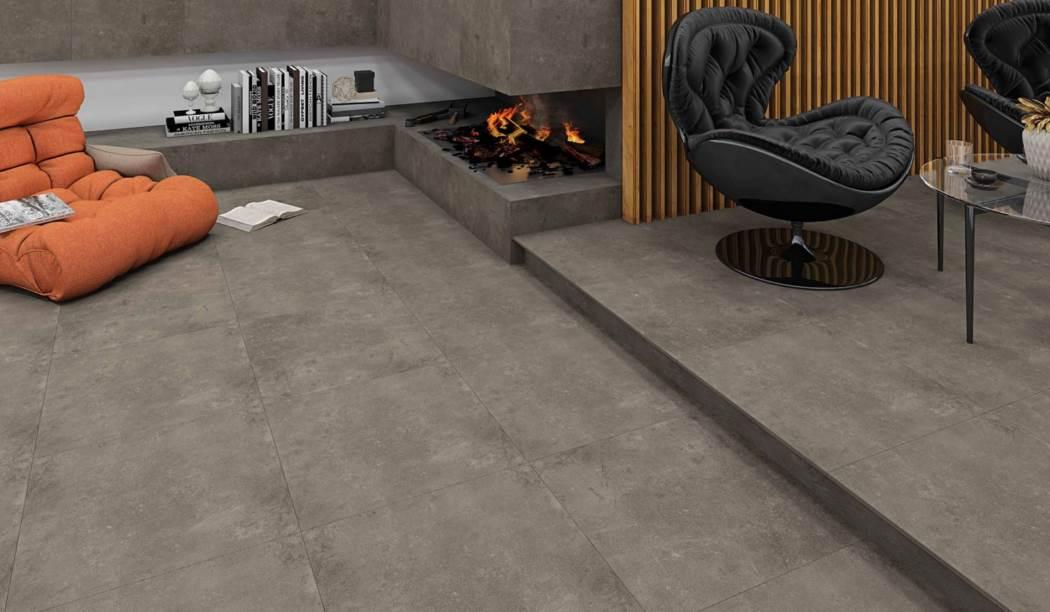 boom ceramic , Porcelain Ceramic Graphite Platform Design , Graphite Cement texture , Matt Flat in size 80*80