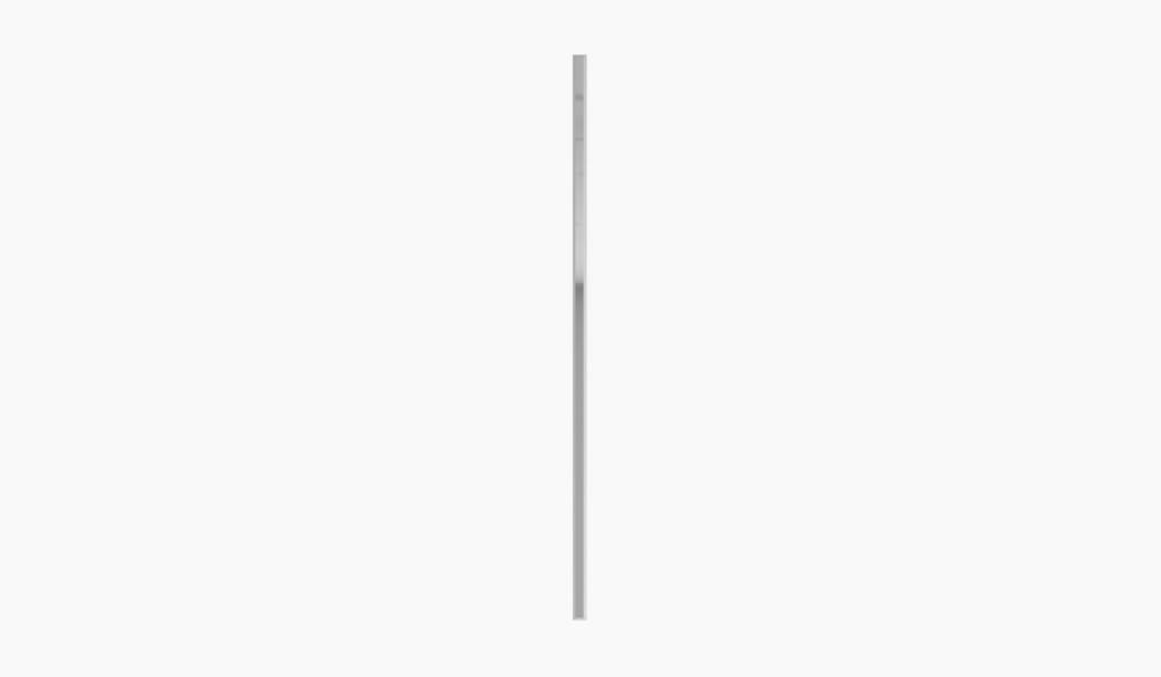کاشی و سرامیک بوم سرامیک ، پریکات دکوراتیو آنیکا باند فیتیله نقره ای سایز 90*2 لعاب براق صاف با زمینه فلزی