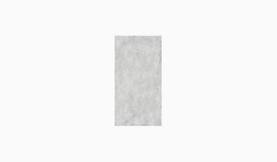 کاشی و سرامیک بوم سرامیک ، کاشی دیوار آنیکا طوسی روشن سایز 60*30 لعاب مات صاف با زمینه سیمانی