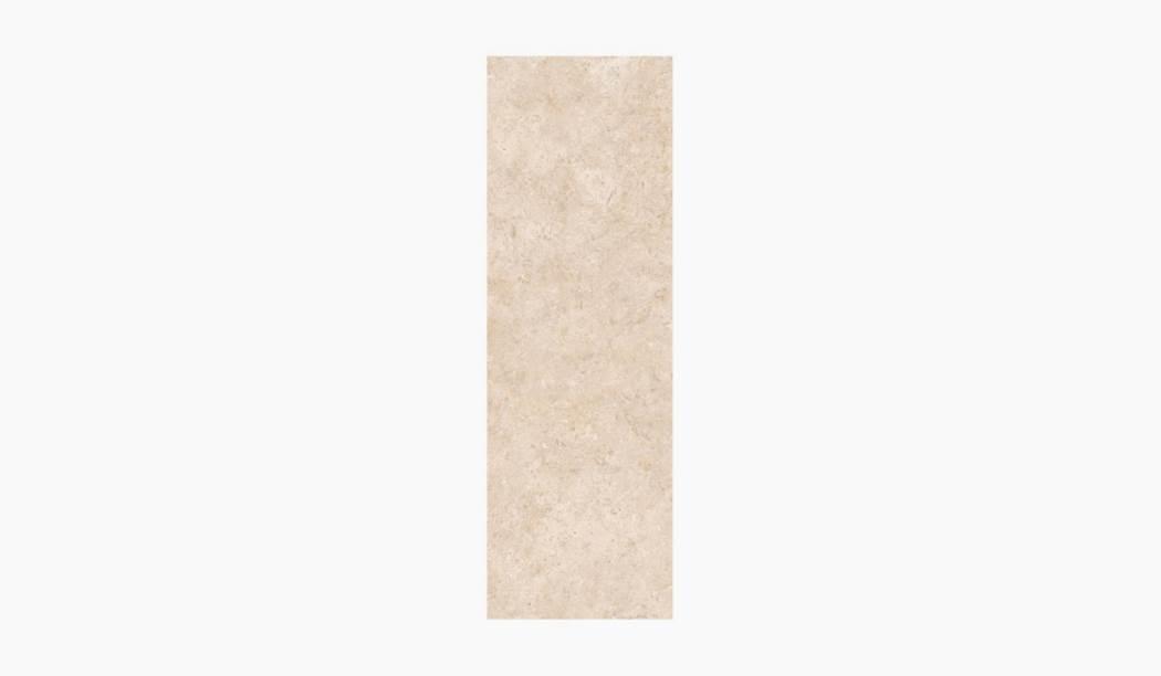 کاشی و سرامیک بوم سرامیک ، کاشی دیوار آروا کرم سایز 90*30 لعاب براق صاف با زمینه سنگی