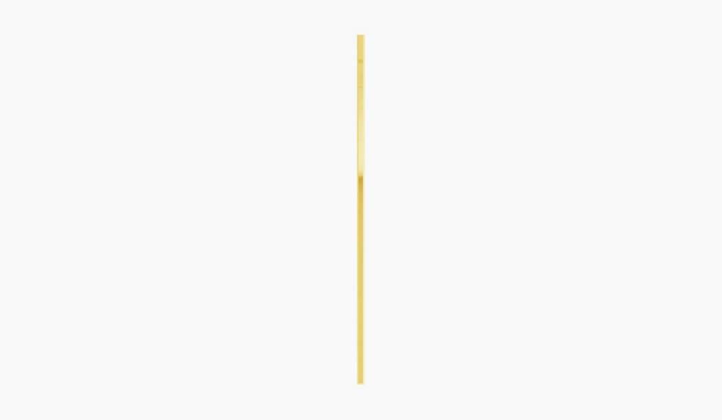 کاشی و سرامیک بوم سرامیک ، بردر دکوراتیو کاتالینا باند سیگاری طلایی سایز 90*2 لعاب براق صاف با زمینه فلزی
