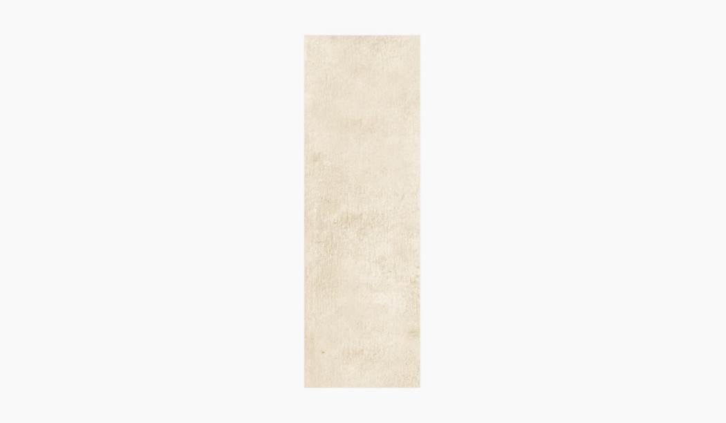 کاشی و سرامیک بوم سرامیک ، کاشی دیوار کلاسیکو کرم روشن سایز 90*30 لعاب مات صاف با زمینه سیمانی