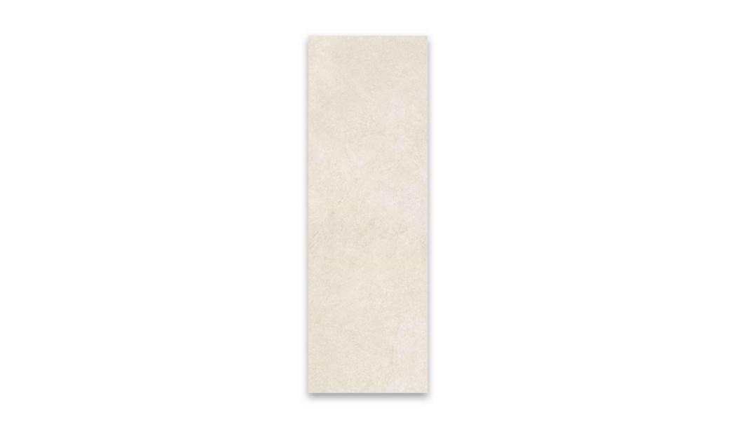 کاشی و سرامیک بوم سرامیک ، کاشی دیوار ساورز بژ روشن سایز 30*90 لعاب مات صاف با زمینه سیمانی