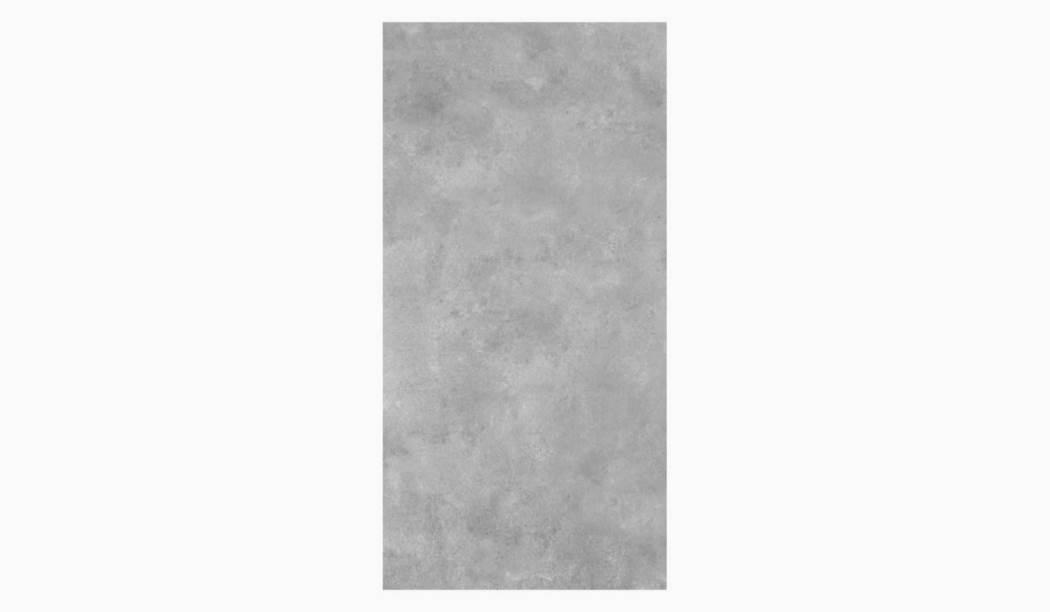 کاشی و سرامیک بوم سرامیک ، سرامیک پرسلان ماتیا طوسی سایز 120 * 60 لعاب مات صاف با زمینه سیمانی