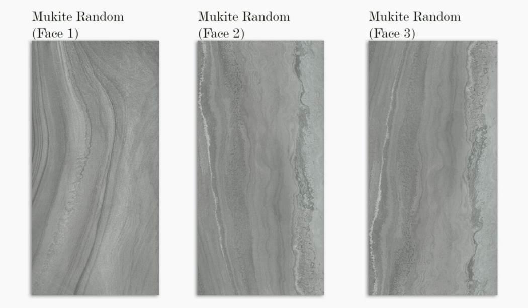 کاشی و سرامیک بوم سرامیک ، سرامیک پرسلان مجموعه موکایت رندوم طوسی سایز 120*60 لعاب براق صاف با زمینه سیمانی