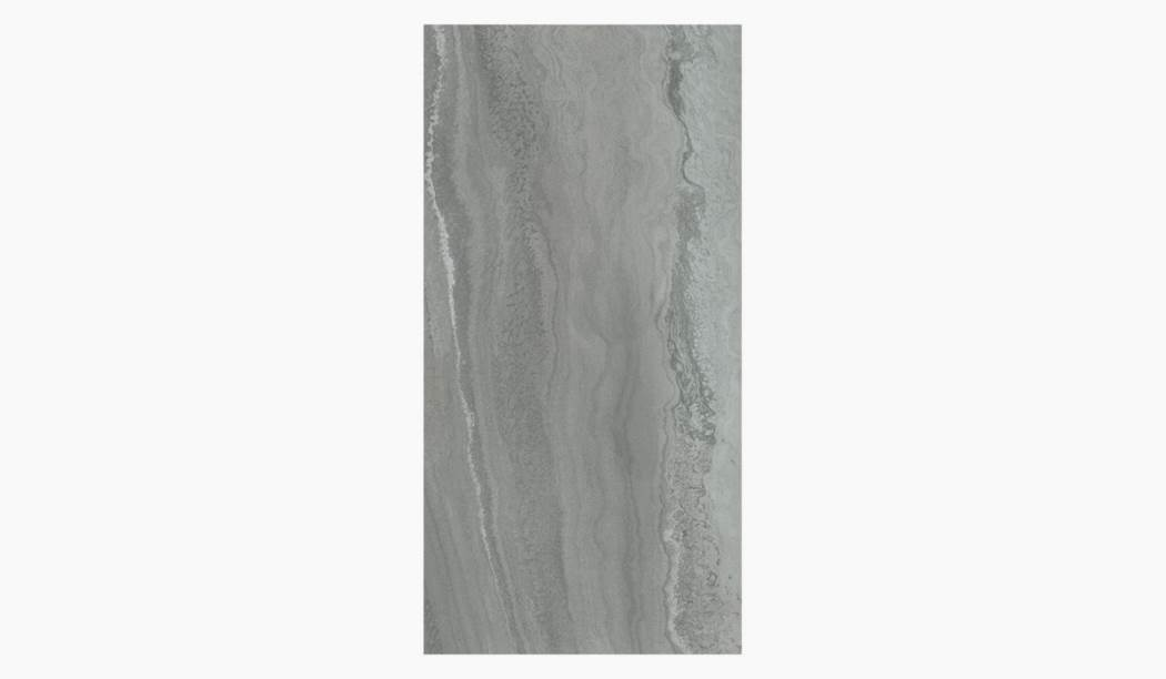 کاشی و سرامیک بوم سرامیک ، سرامیک پرسلان موکایت رندوم (طرح۲) طوسی سایز 120*60 لعاب براق صاف با زمینه سیمانی