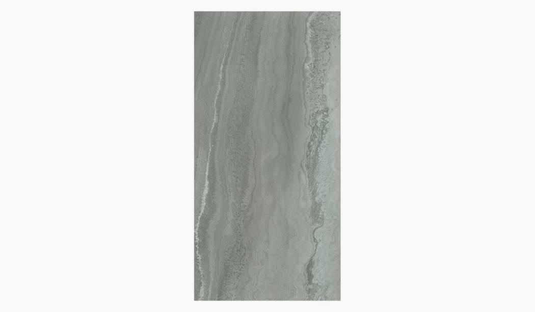 کاشی و سرامیک بوم سرامیک ، سرامیک پرسلان موکایت رندوم (طرح۳) طوسی سایز 120*60 لعاب براق صاف با زمینه سیمانی