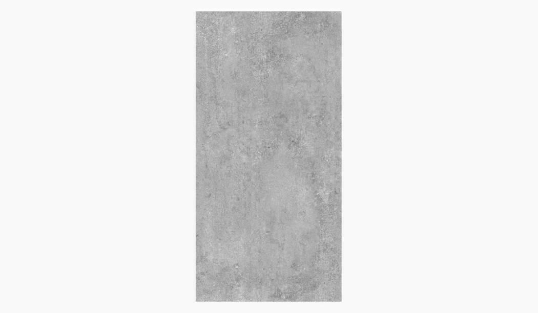 کاشی و سرامیک بوم سرامیک ، سرامیک پرسلان ناتال طوسی تیره سایز 120*60 لعاب مات صاف با زمینه سیمانی