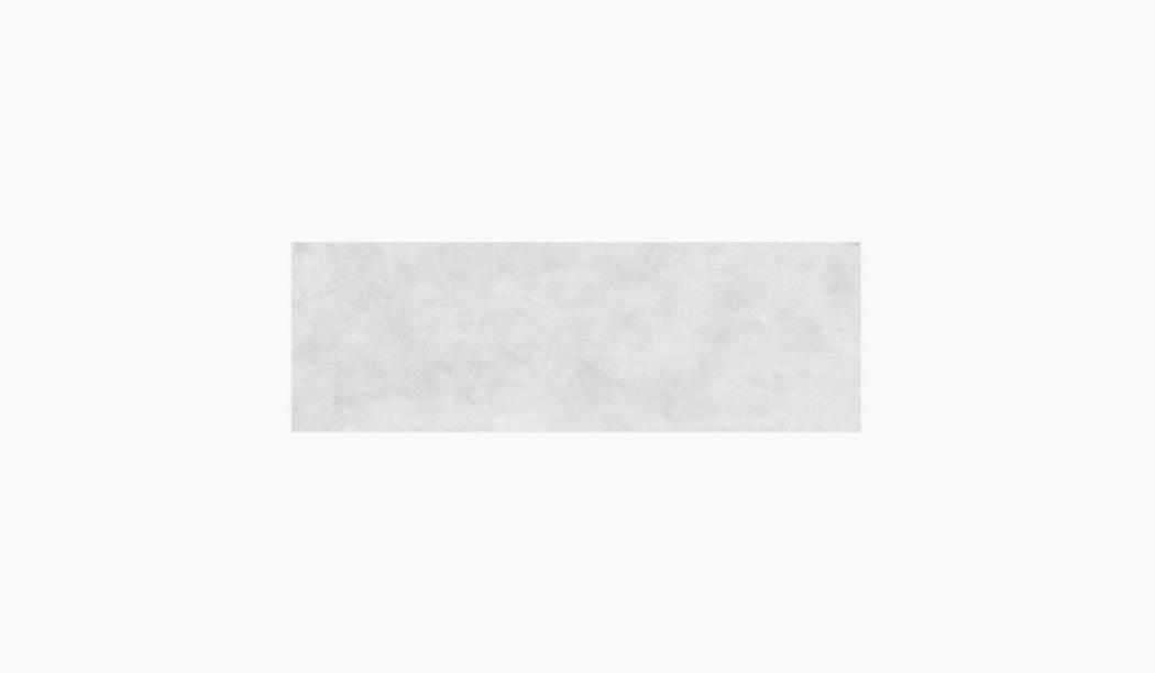 کاشی و سرامیک بوم سرامیک ، کاشی دیوار نیوتراوین طوسی روشن سایز 90 * 30 لعاب مات صاف با زمینه سیمانی