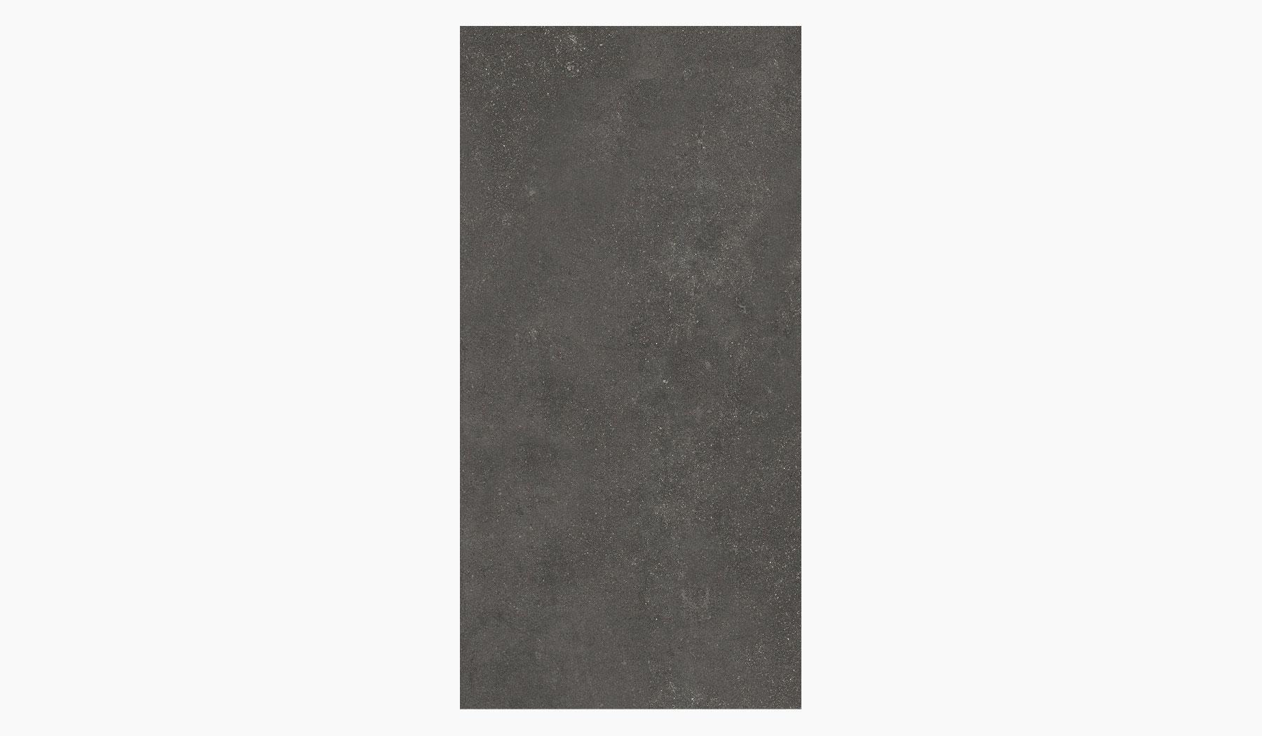 کاشی و سرامیک بوم سرامیک ، سرامیک پرسلان پلتفرم طوسی تیره سایز 60*120 لعاب مات صاف با زمینه سیمانی
