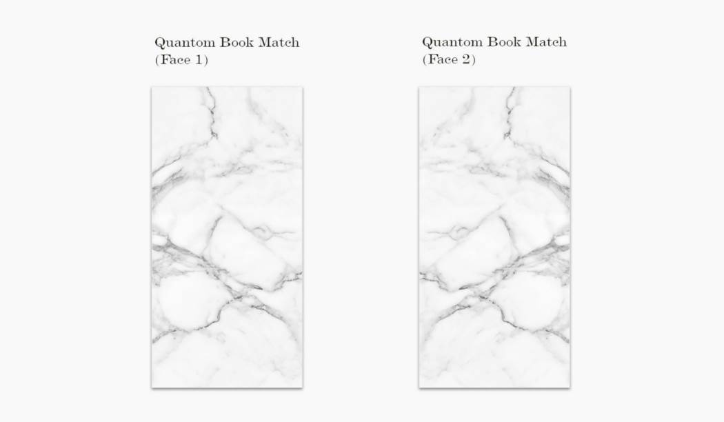 کاشی و سرامیک بوم سرامیک ، سرامیک پرسلان مجموعه کوانتوم بوک مچ سفید سایز 120 * 60 لعاب فول پولیش صاف با زمینه سنگی