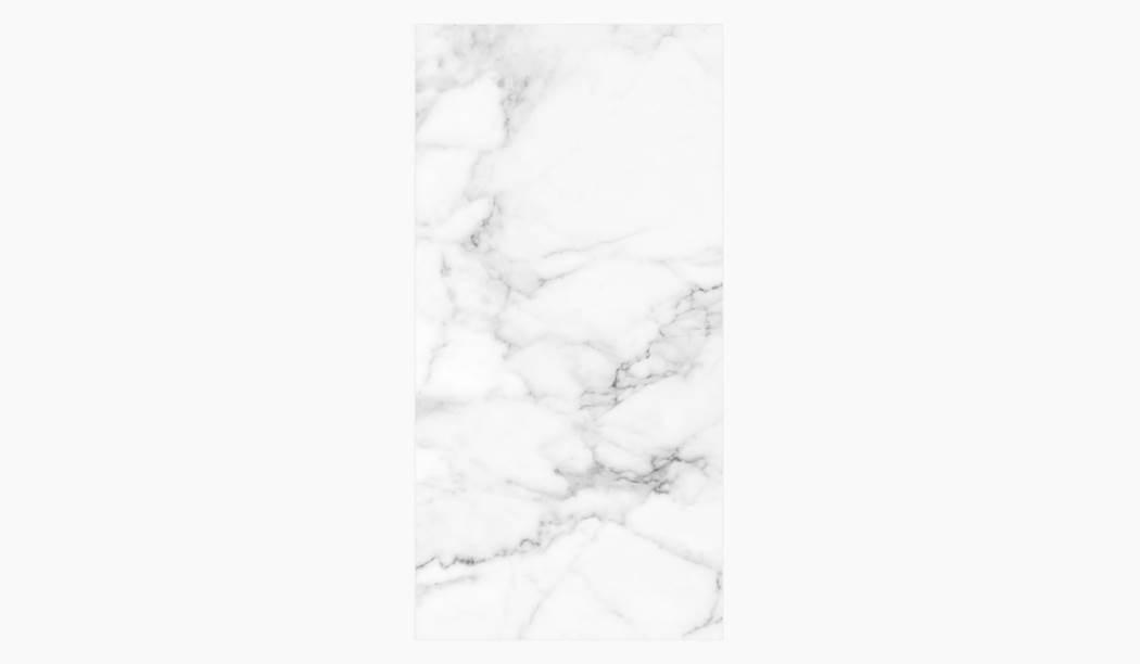 کاشی و سرامیک بوم سرامیک ، سرامیک پرسلان کوآنتوم رندوم  (طرح2) سفید سایز 120*60 لعاب فول پولیش صاف با زمینه سنگی