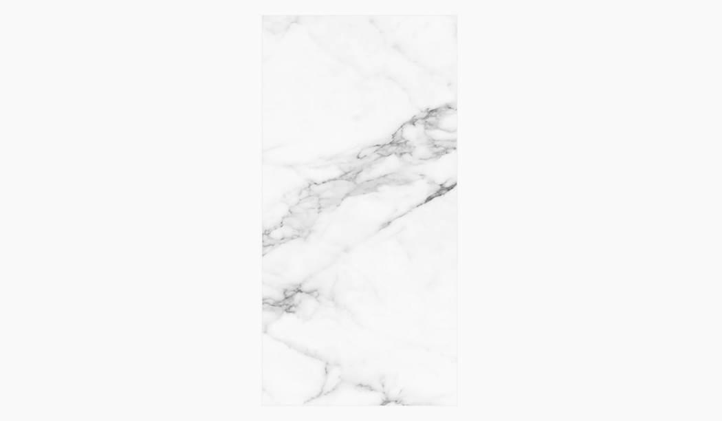 کاشی و سرامیک بوم سرامیک ، سرامیک پرسلان کوآنتوم رندوم  (طرح3) سفید سایز 120*60 لعاب فول پولیش صاف با زمینه سنگی
