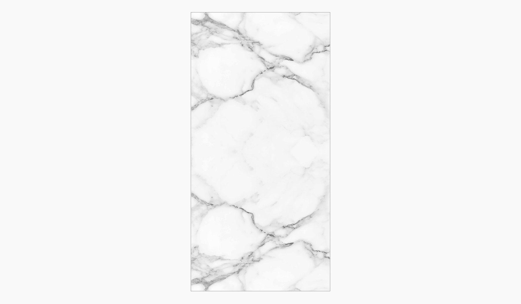 کاشی و سرامیک بوم سرامیک ، سرامیک پرسلان راکی بوک مچ سفید سایز 120 * 60 لعاب فول پولیش صاف با زمینه سنگ