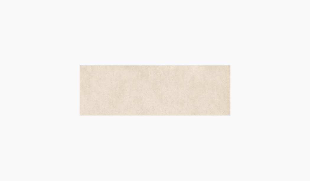 کاشی و سرامیک بوم سرامیک ، کاشی دیوار سالسا بژ روشن سایز 90 * 30 لعاب مات صاف با زمینه سیمانی