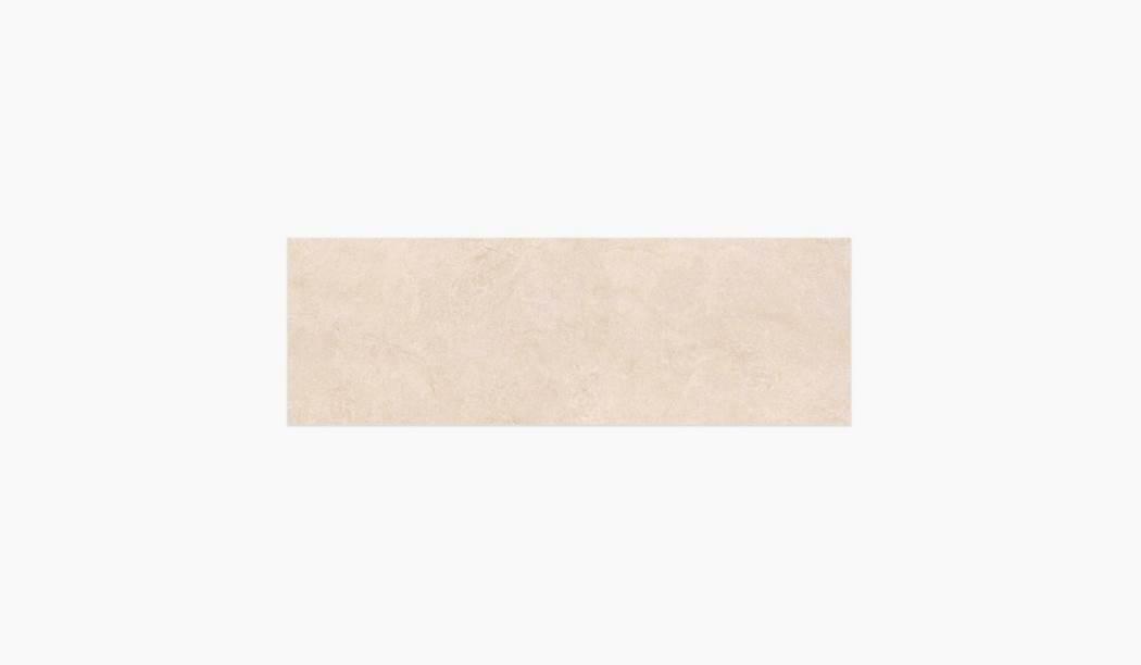 کاشی و سرامیک بوم سرامیک ، کاشی دیوار ساورز بژ تیره سایز 30*90 لعاب مات صاف با زمینه سیمانی