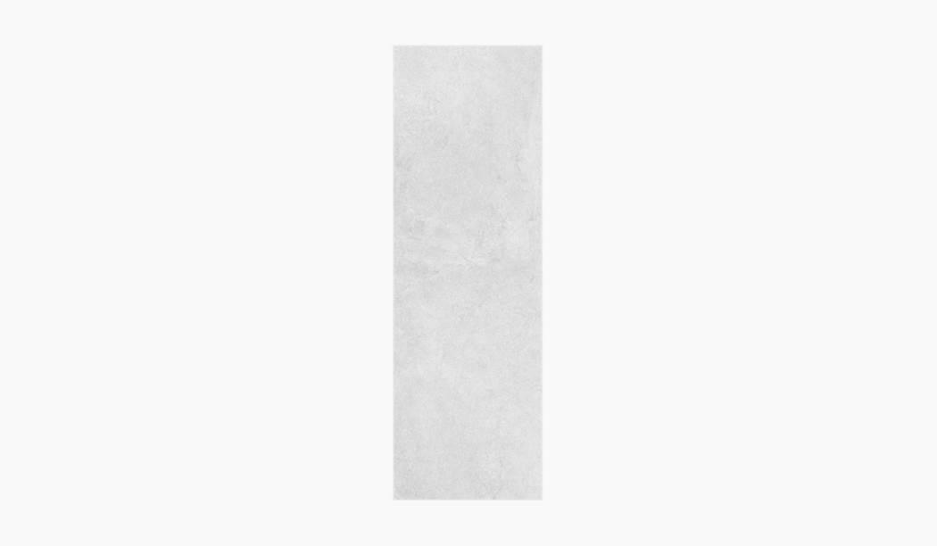 کاشی و سرامیک بوم سرامیک ، کاشی دیوار وکتور طوسی روشن سایز 90*30 لعاب مات صاف با زمینه سیمانی