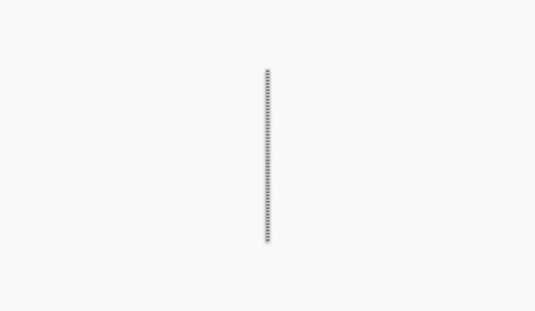 کاشی و سرامیک بوم سرامیک ، دکوراتیو ویان باند سیگاری نقره ای سایز 60*1 لعاب براق صاف با زمینه فلزی