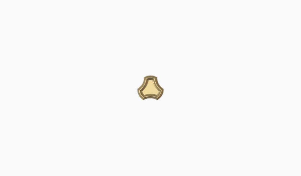 کاشی و سرامیک بوم سرامیک ، کاشی دکوراتیو آلامبرا موزاییکی طلایی سایز 15*15 لعاب پانچ براق پخت سوم با زمینه سنگی