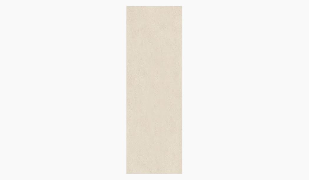 کاشی و سرامیک بوم سرامیک ، کاشی دیوار آریزو بژ سایز 100*33 لعاب مات شوگر افکت صاف با زمینه کاغذ دیواری