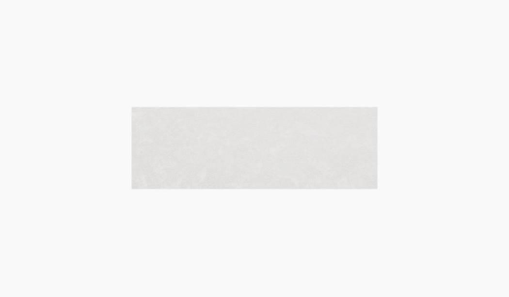 کاشی و سرامیک بوم سرامیک ، کاشی دیوار سیدولف سفید سایز 30*90 لعاب مات رستیک با زمینه سیمانی