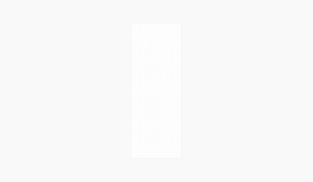 کاشی و سرامیک بوم سرامیک ، کاشی دیوار رزالیا سفید سفید سایز 75*30 لعاب نیمه براق رستیک با زمینه آبرنگی