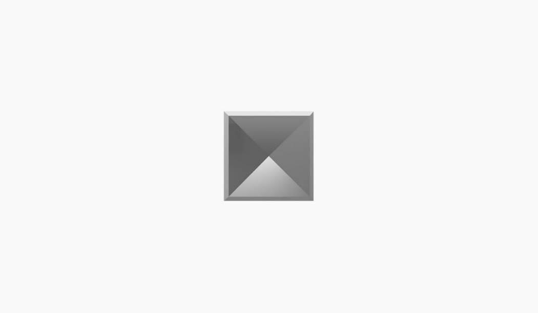 کاشی و سرامیک بوم سرامیک ، دکوراتیو دکور سالسا نقره ای سایز 30 * 30 لعاب براق پخت سوم با زمینه فلزی