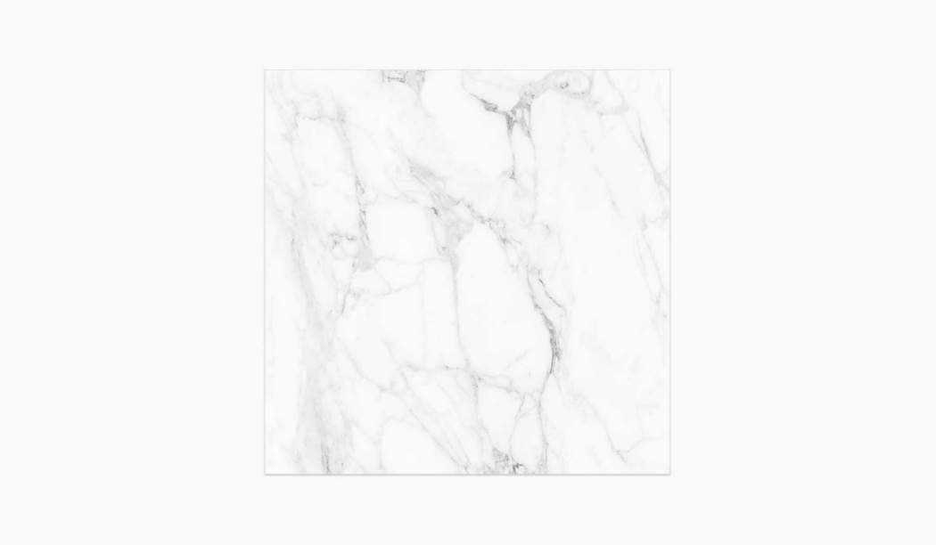 کاشی و سرامیک بوم سرامیک ، سرامیک پرسلان سپیدان سفید سایز 80*80 لعاب مات صاف با زمینه سنگ